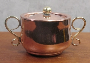 Soup Tureen Copper 545C